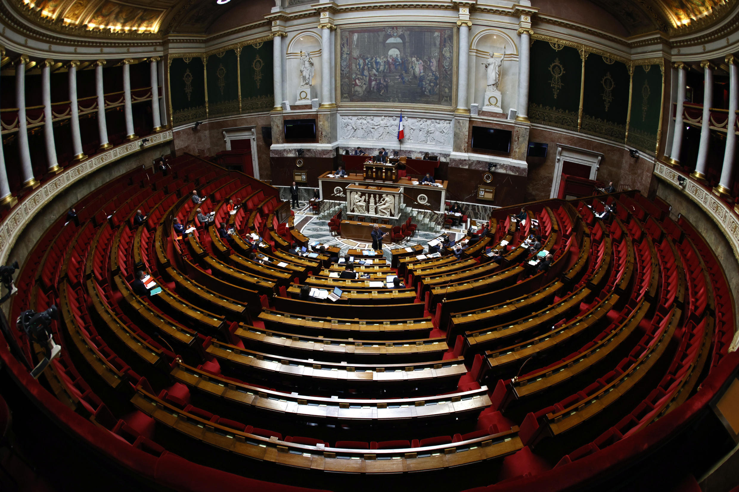 The French National Assembly on April 18, 2020 approved an emergency budget to help tackle the coronavirus crisis.