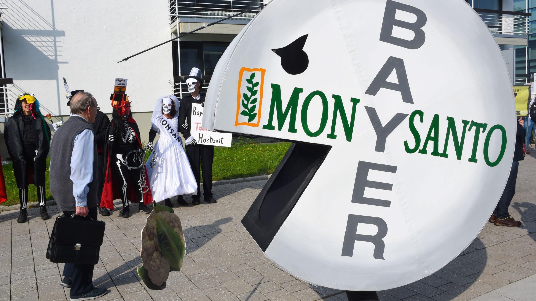 Le groupe Bayer a racheté Monsanto.