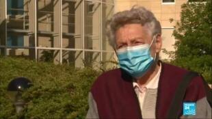 """2020-04-20 13:04 Coronavirus : """"Droit de visite pour les familles"""" rétabli dans les Ehpad"""