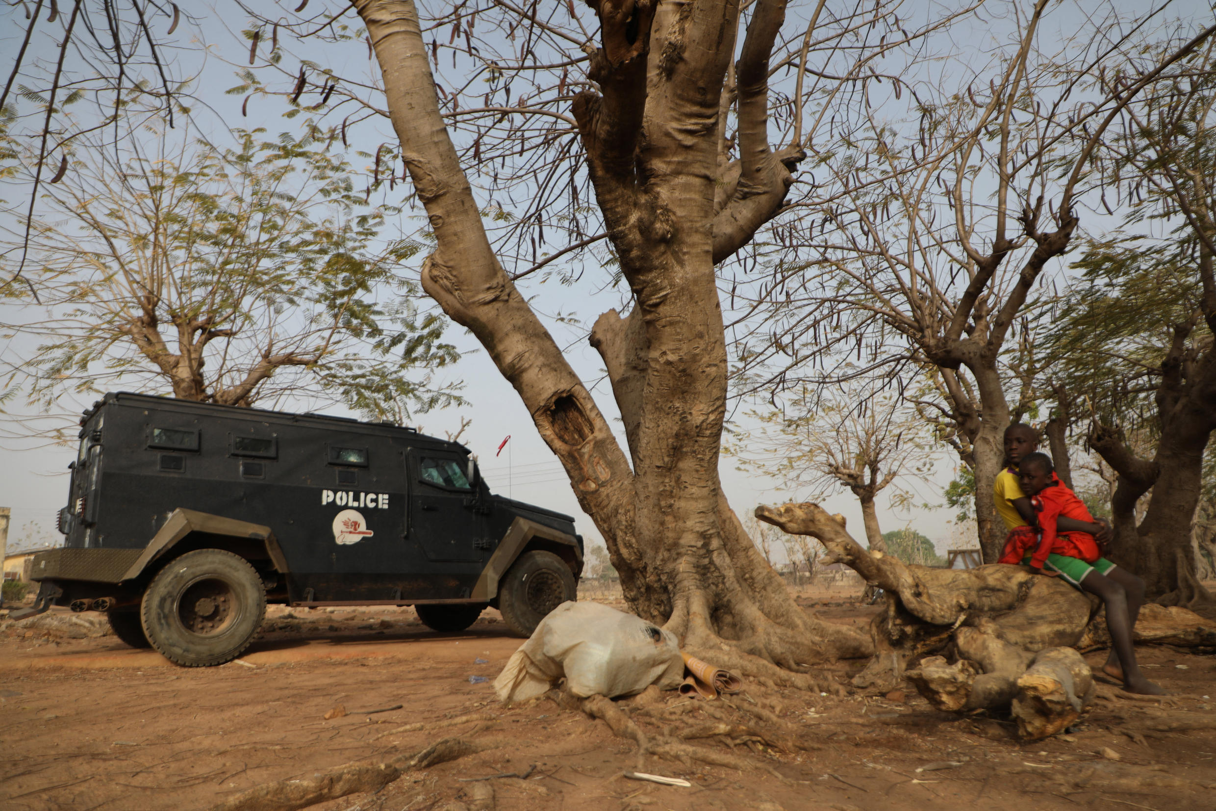 Kidnapping in Niger state, Nigeria