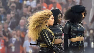 Beyoncé, symbole de l'engagement de la pop culture dans le mouvement Black Lives Matter.