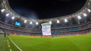 Le stade Roi-Abdallah de Djeddah, hôte de la Supercoupe d'Espagne 2019/20.