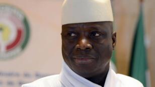 Yahya Jammeh a annoncé, le 9 décembre, qu'il ne reconnaissait plus les résultats de l'élection présidentielle en Gambie.