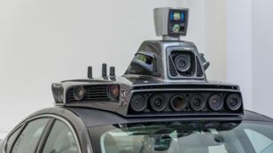 Uber a suspendu son programme de voiture autonome après l'accident qui a coûté la vie à un piéton dans l'Arizona, le 19 mars 2018.