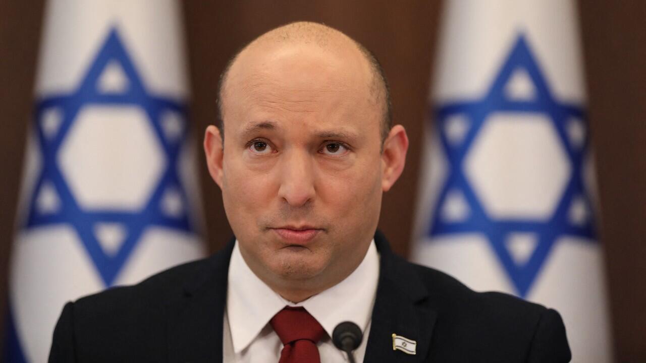 PRIMER MINISTRO ISRAEL 1