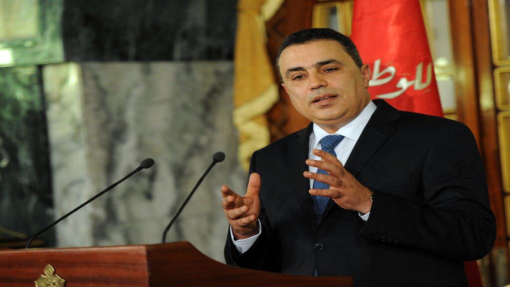 Mehdi Jomaâ le 26 janvier 2014