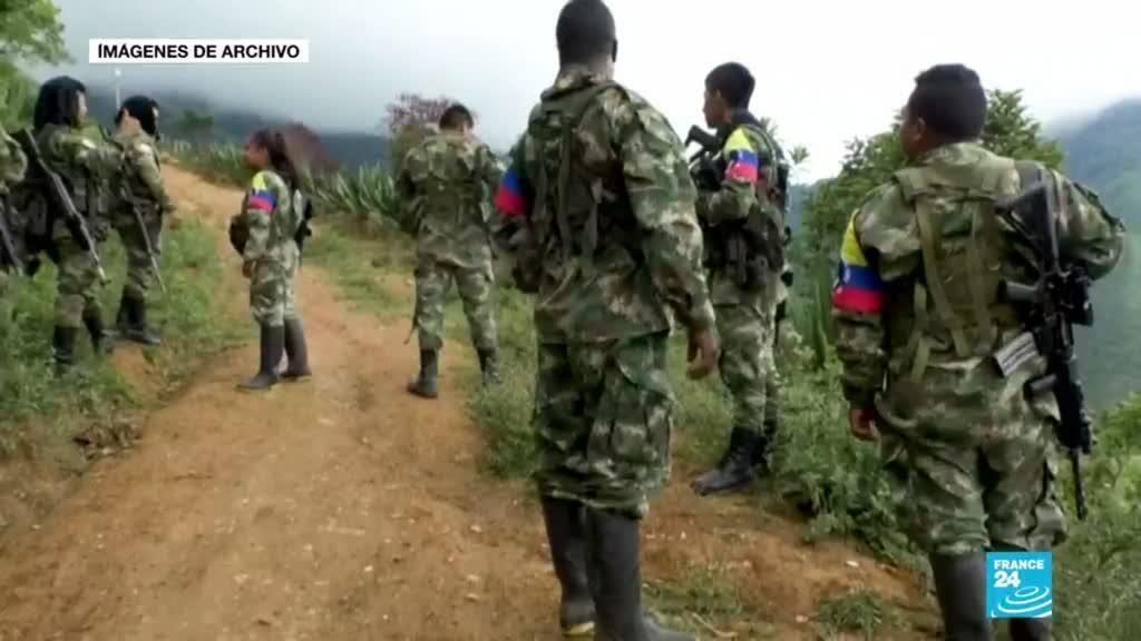 2021-03-31 19:07 El control por el tráfico de drogas, el principal motor de la violencia en Colombia