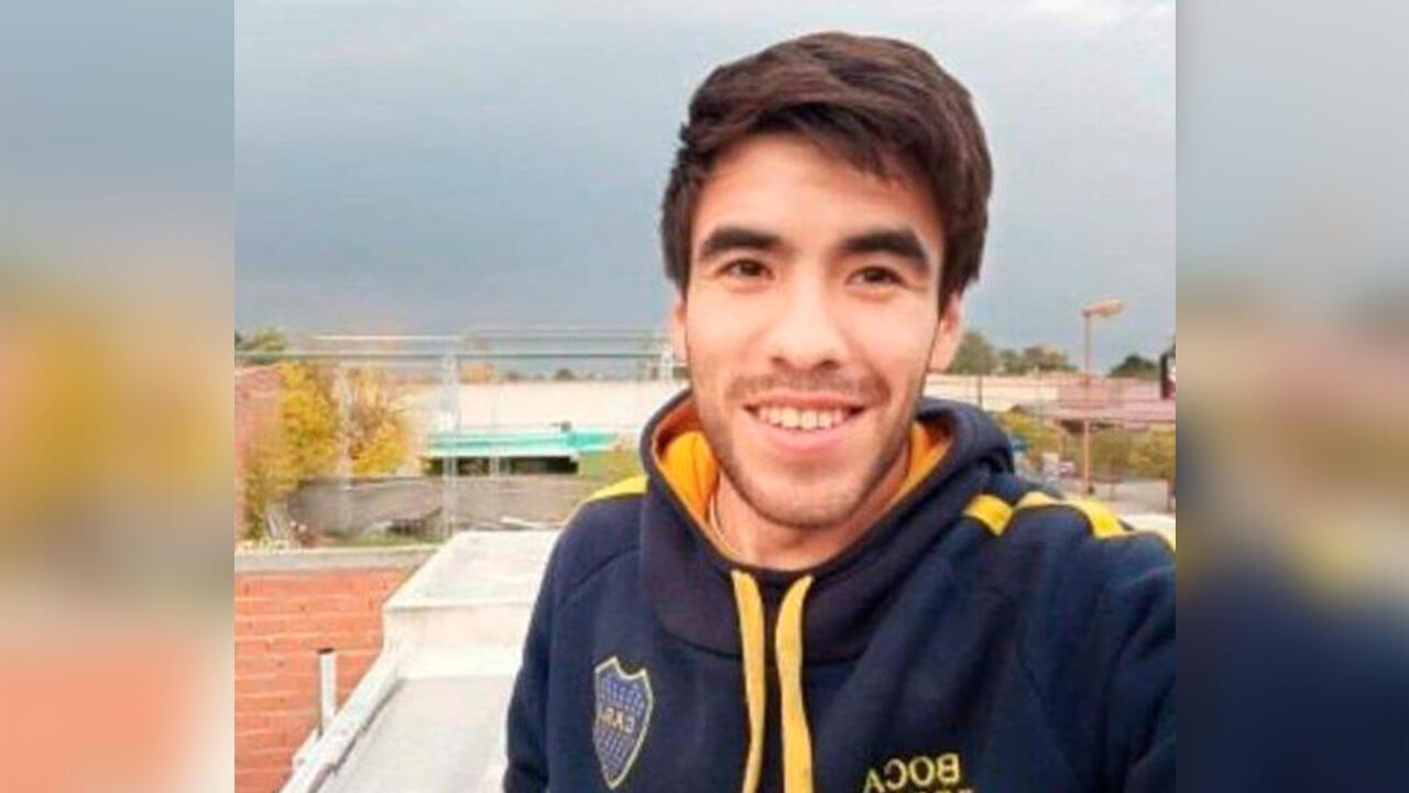 Facundo Astudillo Castro, de 22 años, es buscado desde el pasado 30 de abril.