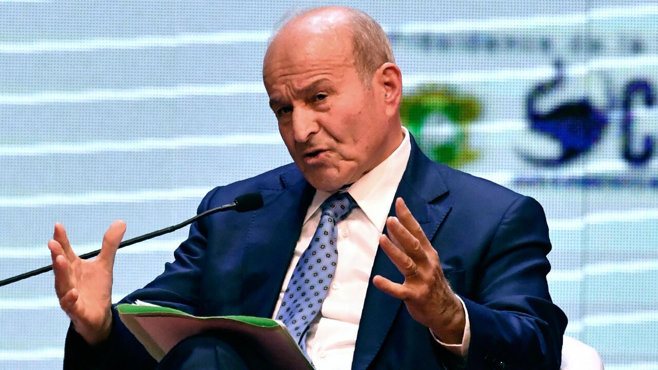 رجل الأعمال الجزائري يسعد ربراب