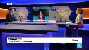 Le Débat de France 24 - lundi 28 septembre 2020