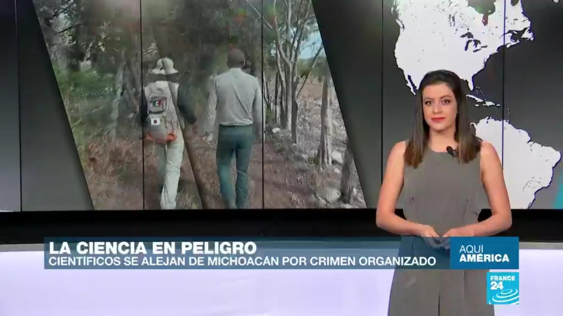 Aquí América de France 24