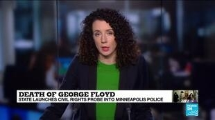 2020-06-03 10:08 State launches civil rights probe into Minneapolis police
