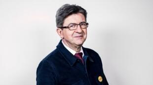 Jean-Luc Mélenchon le 5 mars 2017.