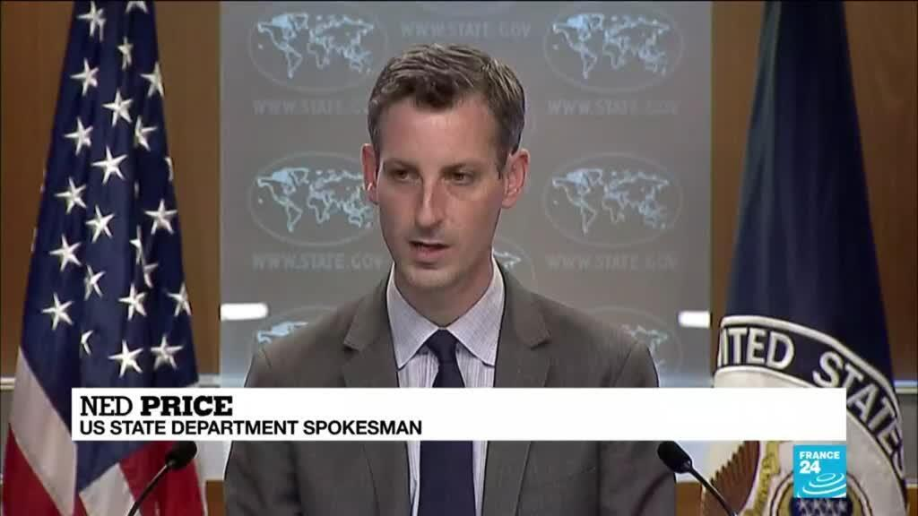 2021-03-09 14:12 US says Yemen's Houthis have to stop attacking and start negotiating