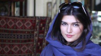 غنجة قوامي (25 عاما) إيرانية-بريطانية أوقفت في طهران.