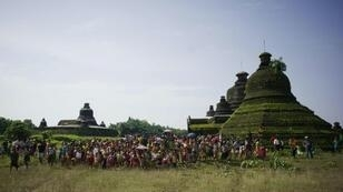 Myanmar hopes the temples at Mrauk U will be considered by UNESCO for world heritage status
