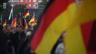 In the German city of Chemnitz, far-right protesters took to the streets en masse in September following a stabbing allegedly carried out by an asylum seeker