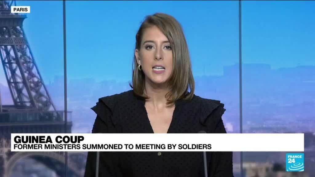 2021-09-06 14:06 Afghanistan crisis: Spokeperson tells FRANCE 24 NRF still resisting in Panjshir province