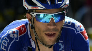 Thibaut Pinot s'offre le podium.