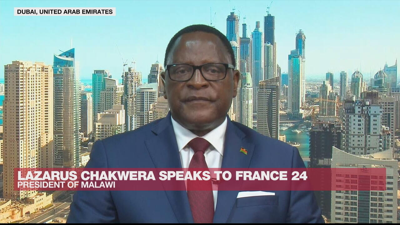 The Interview - Malawi's president condemns 'unfortunate' Sudan coup as 'not the African way'