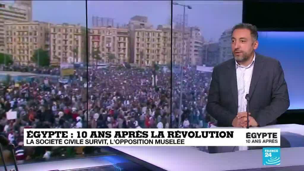 2021-01-25 11:33 10 ans après la révolution en Égypte : que reste-il du soulèvement populaire égyptien ?