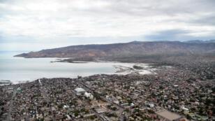 مدينة غوناييف الساحلية شمال هايتي