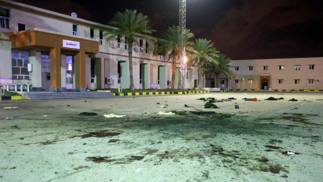 libia ataque