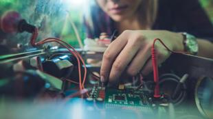 Aux États-Unis, 57 % des emplois menacés par l'automatisation sont occupés par des femmes.