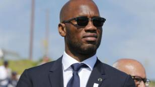 Didier Drogba, probable candidat à la présidence de la Fédération ivoirienne de football.