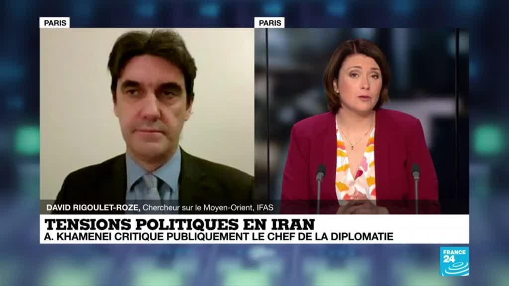 2021-05-03 22:04 Tensions politques en Iran