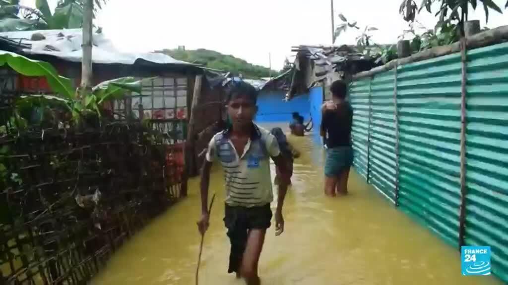 2021-07-29 03:07 Bangladesh: inundaciones y deslizamientos dejan varios muertos y miles de desplazados