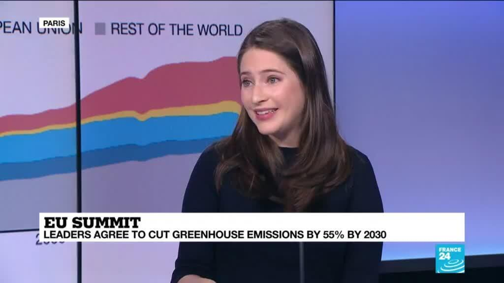 2020-12-11 13:05 EU leaders agree to reduce emissions by 55% by 2030 after all-night talks