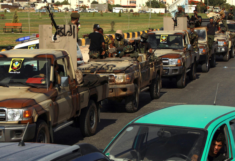 Libyan National Army (LNA)