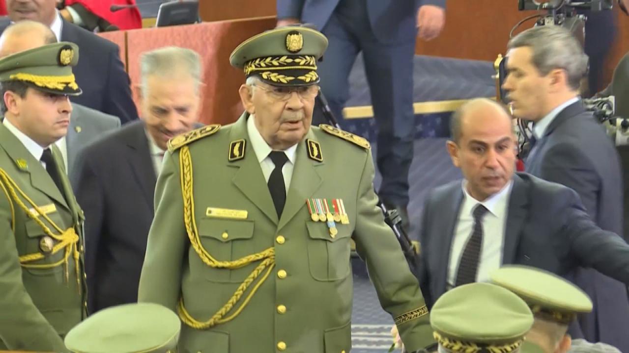 Décès du général Ahmed GAID SALAH