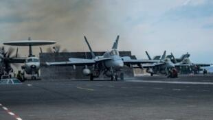 توجهت حاملة الطائرات الأمريكية يو إس إس كارل فينسون إلى شبه الجزيرة الكورية مع تصاعد التوتر بشأن البرنامج النووي لبيونغ يانغ