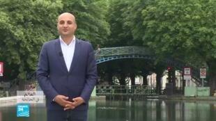 برنامج العالم في الجائحة تقديم عبد الله ملكاوي