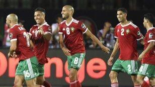 مدرب المنتخب المغربي دعا لاعبيه للتركيز أمام بنين.