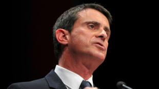 Le Premier ministre Manuel Valls a entamé vendredi soir une tournée de quatre jours en Afrique de l'Ouest.