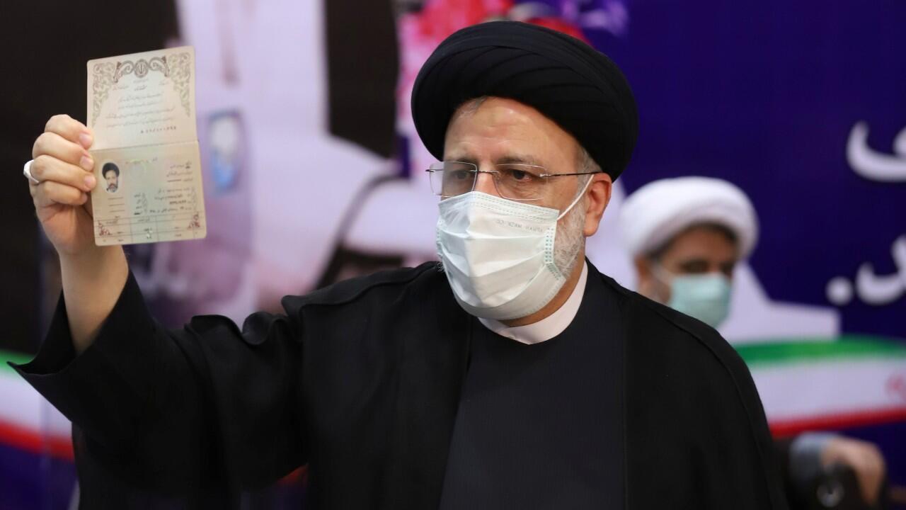 15052021 IRAN RAISI