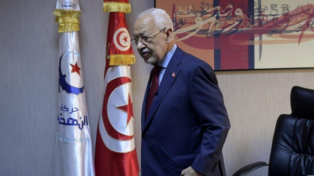 """تونس: حركة النهضة تعتبر تعيين نجلاء بودن رئيسة للحكومة قرارا """"لا دستوريا"""" thumbnail"""