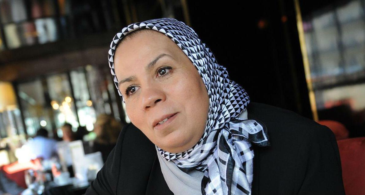 Latifa Ibn Ziaten lutte contre la radicalisation depuis la mort de son fils, en mars 2012.