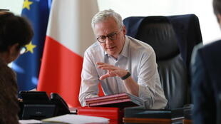 French Finance Minister Bruno Le Maire has twice increased his coronavirus rescue package as the expected costs of the country's coronavirus lockdown escalate.