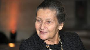 Simone Veil serait la cinquième femme à faire son entrée au Panthéon.