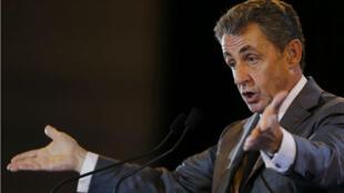 Nicolas Sarkozy, candidat à la primaire de la droite pour 2017, s'est attaqué à son ex-conseiller Patrick Buisson.