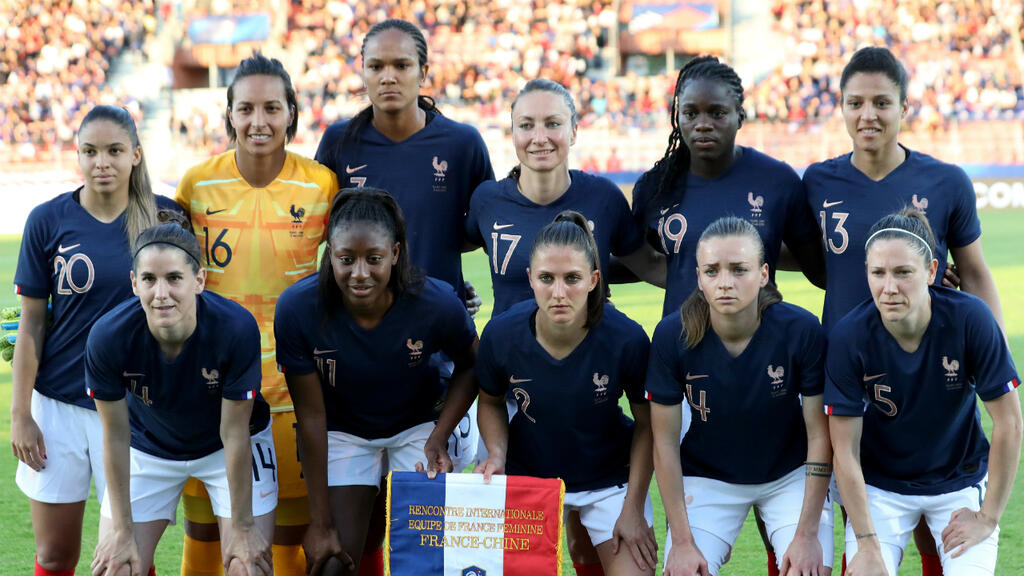 size 40 da89d b2c56 Will Les Bleues win the World Cup at last?