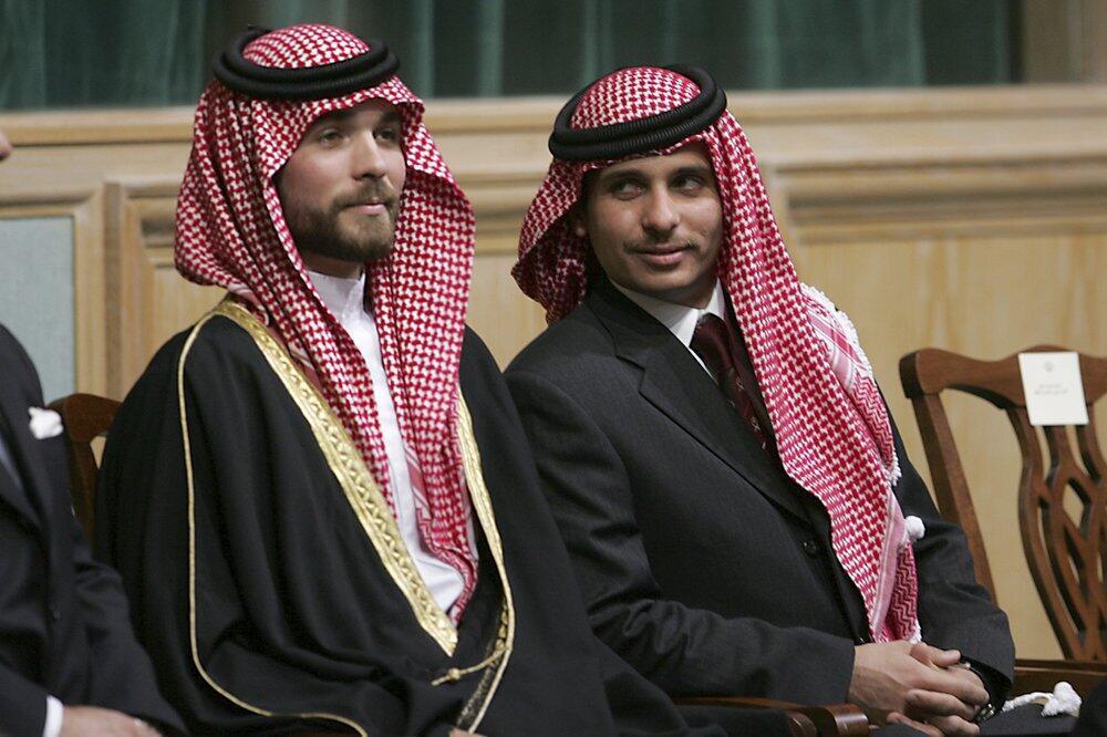 Hamzah y su hermano