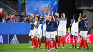 La France affrontera le Brésil dimanche 23 juin au Havre.