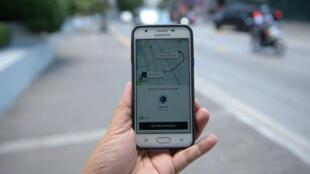 Le département américain de la Justice veut savoir si Uber à tenté de corrompre des officiels étrangers