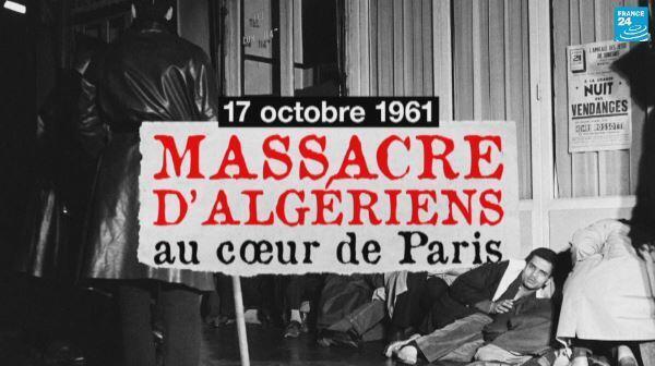17 octobre 1961 : massacre d'Algériens au cœur de Paris
