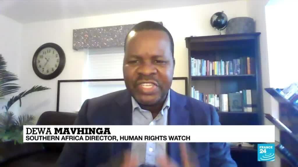 2021-03-29 09:45 Who are Al-Shabab militants terrorising northern Mozambique